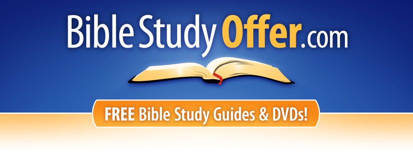 <center>Or, you may click this link for FREE Bible Studies</center>